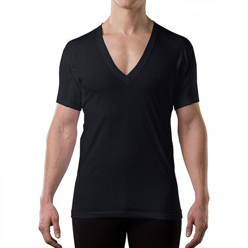 Exadry tricou de corp antritraspiratie modal negru